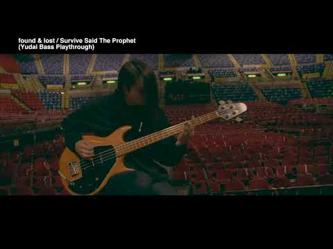 Survive Said The Prophet - found & lost (Yudai Bass Playthrough)