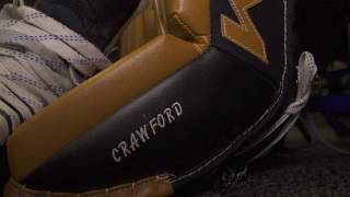 Crawford, Darling go old school at Winter Classic