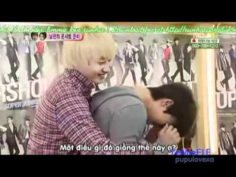 EunHae Moments WGM - Holding Hand & Back-Hugging