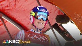 2018 Winter Olympics Recap Day 12 (Lindsey Vonn) I Part 1 I NBC Sports