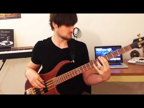Baixar Hysteria (Muse) - Bass Cover
