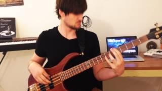 ฟังเพลง ดาวโหลดเพลง Muse - Hysteria (Bass Cover) ที่นี่