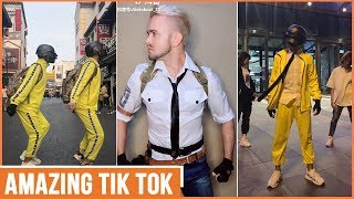 Tik Tok Dance - Top PUBG Dance IN REAL LIFE!