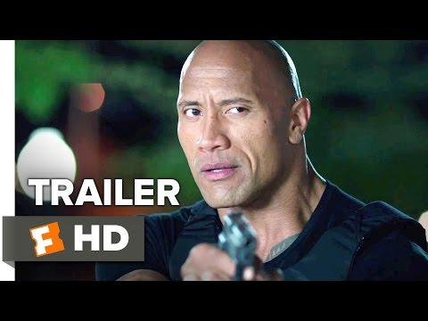 Central Intelligence - Official Hollywood Trailer