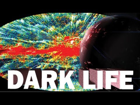 Dark Life: First Life in the Universe?
