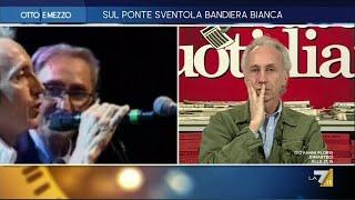 Franco Battiato, l'emozione di Marco Travaglio: Lui era un'anima talmente delicata....