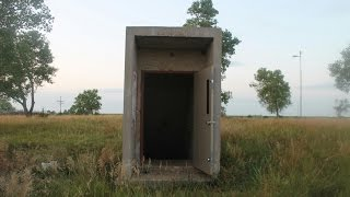 Abandoned-Misslie Silo Found Huge Launch Pad!!