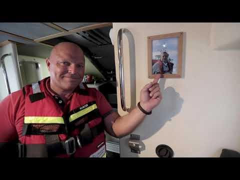 Sjöräddningssällskapet: Öppen båt på Victoriaklassen