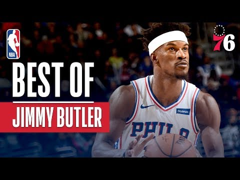 Jimmy Butler's Best Offensive Highlights | 2018-19 NBA Season