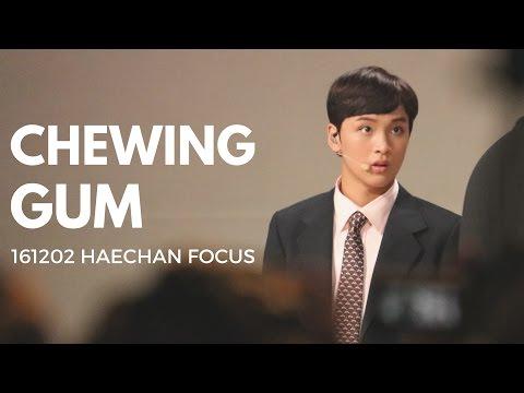 161202 CHEWING GUM - HAECHAN Focus