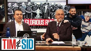 St. Louis Blues On One Heck Of A Glorious Run | Tim and Sid