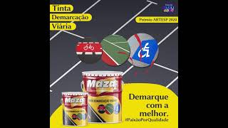 TINTA DE DEMARCAÇÃO VIÁRA, VENCEDORA DO PRÊMIO ARTESP.