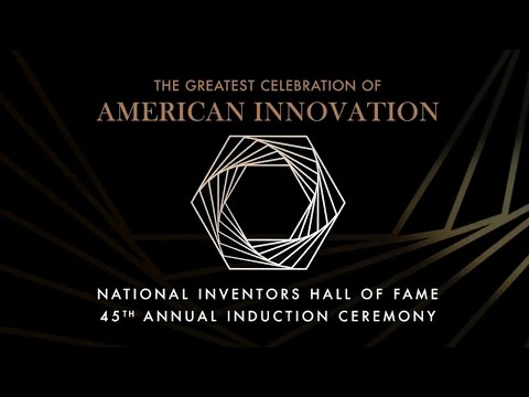 Officially announcing the 2017 National Inventors Hall of Fame Inductees.