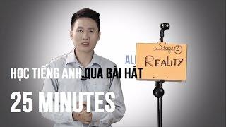Học tiếng Anh qua bài hát bất hủ | 25 Minutes | Michael learns to Rock