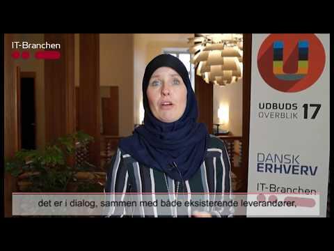 Odense Kommune deltog ved Udbudsoverblikket 2017