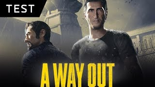 Vidéo-Test : Test | A Way Out FR PS4