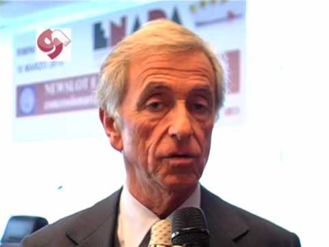 Maurizio Ughi presidente SNAI Enada primavera 2010