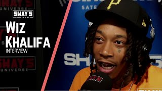 Wiz Khalifa Plays Weed Trivia, Demonstrates Martial Arts and Talks Rolling Papers 2