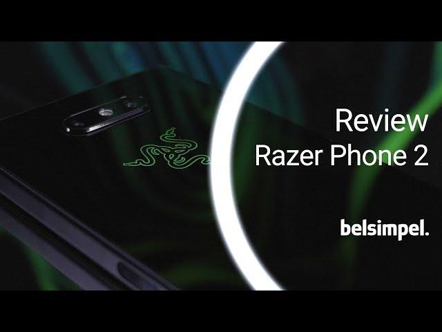 Belsimpel-productvideo voor de Razer Phone 2
