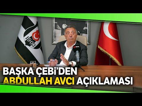 """Ahmet Nur Çebi """"Abdullah Avcı'yla Anlaşamazsak Mahkeme Uzun Yıllar Devam Edecek""""- 2"""