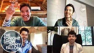 Quarantine Confessions with the Jonas Brothers