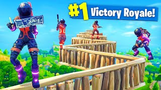 The MOST *DANGEROUS* STRATEGY In Fortnite Battle Royale!