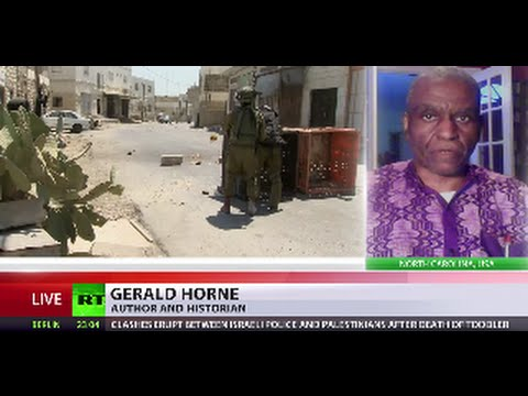 'What has been going on in occupied Palestine in many ways is crime against humanity'