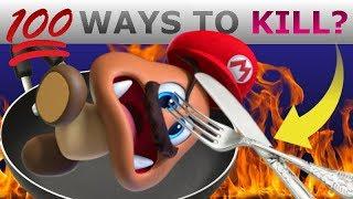 100 Ways to Kill a Goomba in Mario Odyssey!