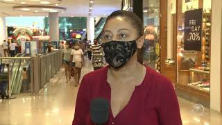"""Black Friday em Fortaleza: Protocolos marcam """"novo normal"""" no comércio   Jornal da Cidade"""