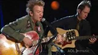 Sum 41 - Pieces (Acoustic Live)