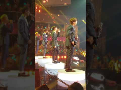 20180629 MusicBank SHINee Rehearsal