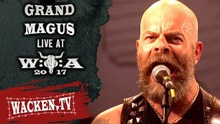 Grand Magus - Full Show - Live at Wacken Open Air 2017