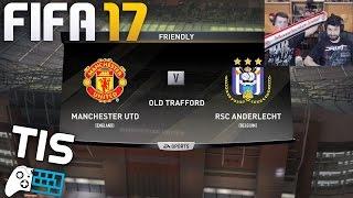 Manchester United - RSC Anderlecht | 20/4/2017 - FIFA 17