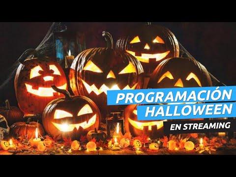 ¡Bu! No te pierdas la programación especial de Halloween 2020 en streaming