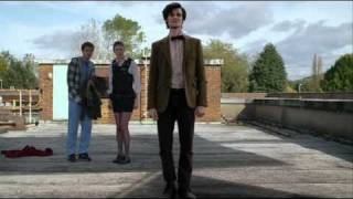 the best scene from the eleventh hour   doctor who