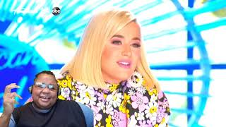 CASEY BISHOP 15 YEAR OLD AMAZING AUDITION AMERICAN IDOL REACTION
