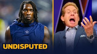 Cowboys star DeMarcus Lawrence breaks foot & will miss 6-8 weeks — Skip & Shannon | NFL | UNDISPUTED