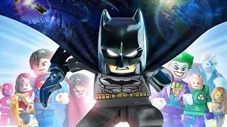 LEGO Batman 3: Beyond Gotham (Full Movie) HD