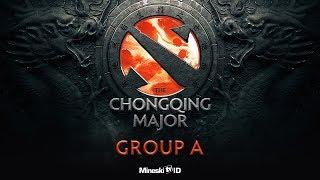 [Dota 2 Live ] Team Secret vs Forward Gaming BO3   CHONGQING MAJOR Group A w/ @oddiepedia