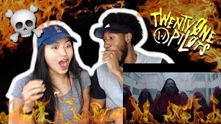 TWENTY ONE PILOTS - NICO AND THE NINERS [Official Video] | REACTION