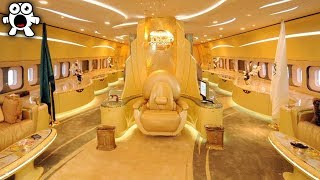 Top 10 Ultra Luxury Airlines and Jets Only The Richest People Fly In