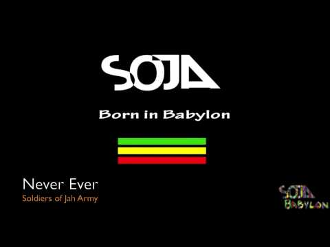 Baixar SOJA -Born in Babylon (Full Album/Album Completo)2
