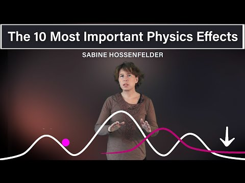 The 10 Most Important Physics Effects