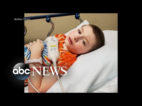 Mysterious syndrome affecting children possibly linked to COVID-19