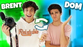 SWITCHING LIVES WITH BRENT RIVERA