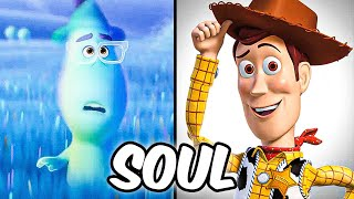 How Soul Connects All Pixar Films - Pixar Theory