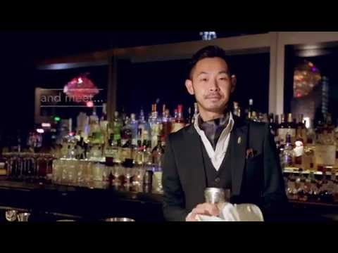 Best Bartender cocktails in Maison Eight by Jackie Lam