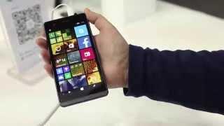 Coship BVC X1 hands-on: waterproof & dust resistant Windows Phone