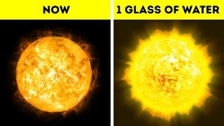 What If You Poured Some Water On The Sun?