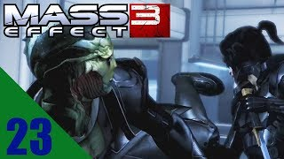 Myl Plays Mass Effect 3 - 23 TROUBLE AT CITADEL... AGAIN